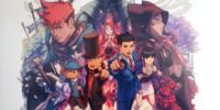 Professor Layton VS Gyakuten Saiban Original Soundtrack with Special Anime Film