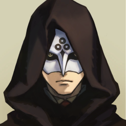 Masked Disciple Mugshot