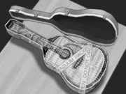 Packed Guitar