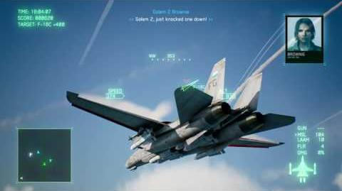 Ace Combat 7 Skies Unknown - E3 2017 Demo Gameplay