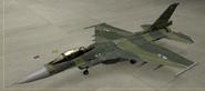 F-2A Soldier color hangar