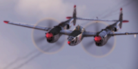 P-38L -Flying Aces-