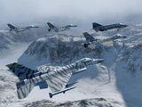 Ace combat tiger