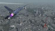 F-2A over Tokyo Joint Assault