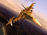 ACZ Su-37 Gelb