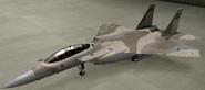 F-15E Mercenary color hangar