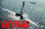 CRA Air Strike Facebook Banner