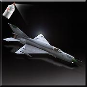 MiG-21bis Event Skin 03 Icon