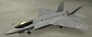 F-35C Special color hangar