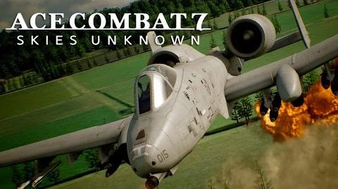 Ace Combat 7 Skies Unknown - E3 2017 Trailer