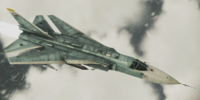 Su-24MP Fencer