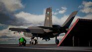 AC7 F-35C Taking Off 2