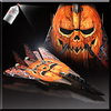 F-14D Pumpkin Icon