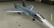 Su-34 Mercenary color hangar