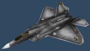 F-22A PMC (Gunmetal Body)