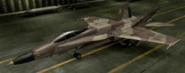 F -A-18C Knight color hangar