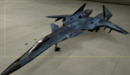 ADFX-01 Mercenary color hangar