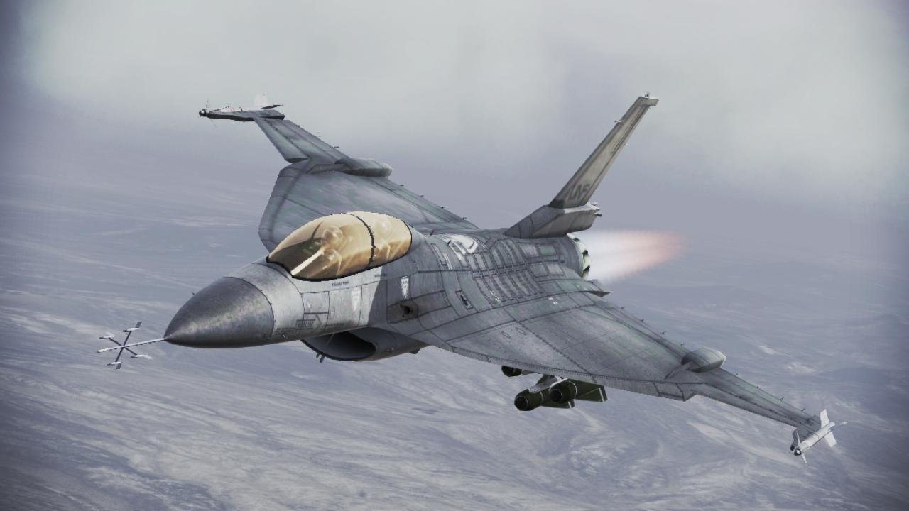 Ace combat x skies of deception 3