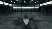 XFA-24A ACX Hangar 1