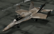 FA-18C Erusian color Hangar