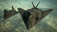 F-117A -RAZGRIZ-