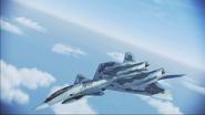 XFA-33 Overhead