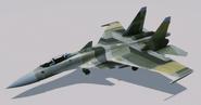 "Su-37 ""Gelb"" Skin Hangar"