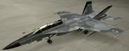 EA-18G Mercenary color hangar