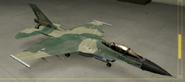 F-2A Knight color hangar