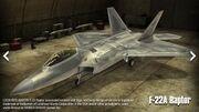 ACAHTF F-22A