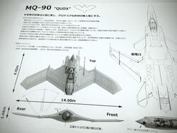 MQ-90 Quox Development Blueprint