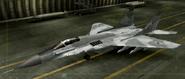 MiG-29A Standard color hangar