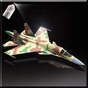 Su-34 Event Skin 01 Icon