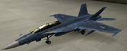 EA-18G Knight color hangar