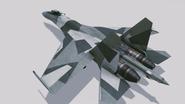 Su-35 Event Skin02 Hangar2