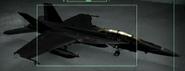 EA-18G Razgriz color Hangar