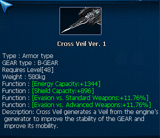 Cross Veil
