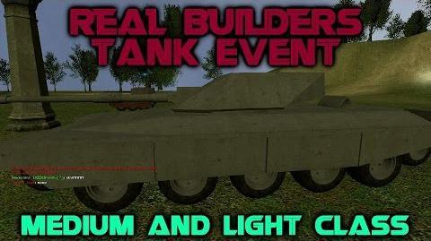 GMod- ACF Tank Battle - Medium and Light Class 2v2
