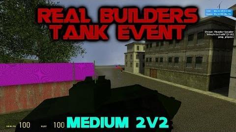 GMod- ACF Tank Battle 2 - Medium 2v2