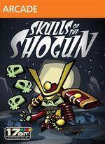 Skulls of the Shogun Boxart