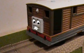 Toby and the Jet engine 9