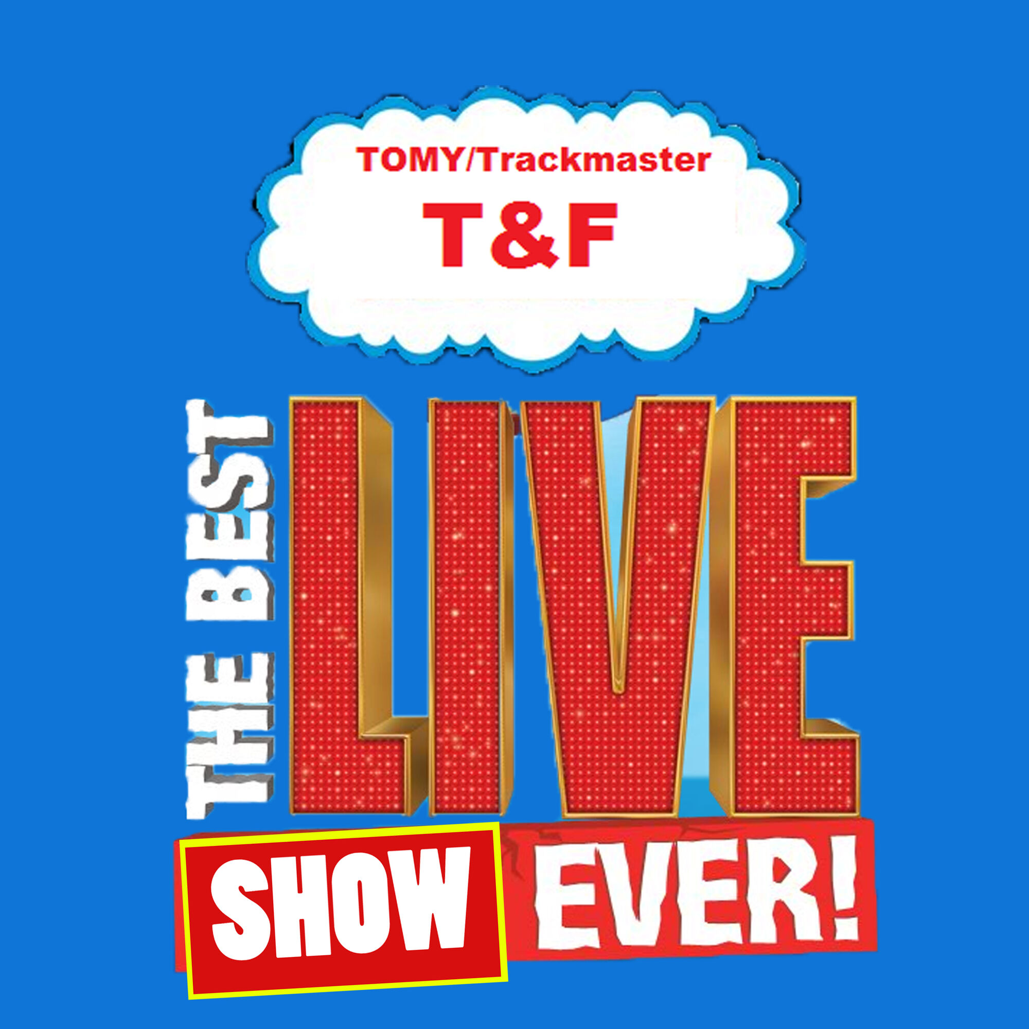 Tomy trackmaster t f the best live show ever ackley for Pool master tv show wiki
