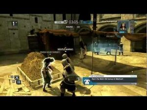 Assassin s Creed Revelations PS3 Multiplayer Beta Manhunt HD