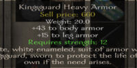 Kingsguard Heavy Armor