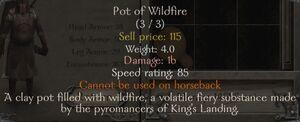 ACoK Wildfire