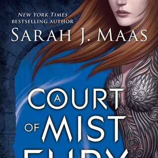 American cover for <i>A Court of Mist and Fury</i>