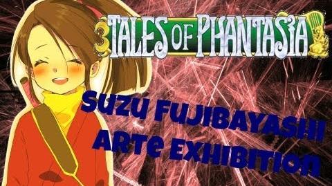 ACS Suzu Fujibayashi Arte Exhibition (v.5