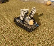 Pantsir upgraded