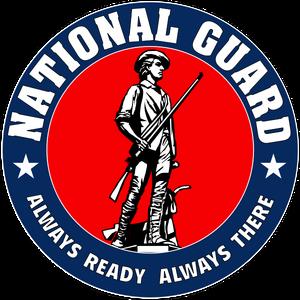 Logo United States National Guard