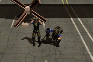 DA Ingame MortarSquad